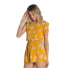 Billabong Sweet Escape Romper - Women's  Honey Lg