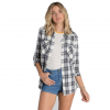 Billabong Flannel Frenzy - Women's  Rad Red Md