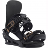 Burton X-Base Snowboard Bindings Black Mag Md