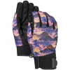 Burton Park Glove - Women's Watercolor Feathers Xs