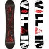 Salomon The Villian Snowboard 158w Graphic 158w
