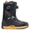 DC Travis Rice Boots Black/yellow 9.0