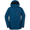 Volcom L Ins. GORE-TEX Jacket Blue Black Sm