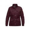 Fjallraven Raven Winter Jacket - Women's Dark Garnet Md
