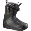 Salomon Launch Boa Str8jkt Boots Black/black/black 9.5