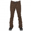 L1 Heartbreaker Premium Pant - Women's Brown Acid Wash Denim Sm