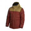 Oakley Drifter Down Jacket Fired Brick Lg