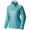 Mountain Hardwear Nitrous Down Jacket - Women's Stone Green Md