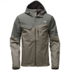 The North Face Berenson Jacket Asphalt Grey Texture/tnf Black Xl