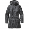 Patagonia Torrentshell City Coat - Women's Forestland/drifter Grey Lg