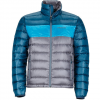 Marmot Ares Down Jacket Steel Onyx/denim Xl