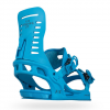 Fix Janurary Snowboard Bindings - Women's Baby Blue Sm
