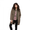Obey Saxon Parka Military Olive Lg