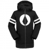 Volcom West Jacket - Kid's Black Xl