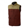 Oakley Drifter Down Vest Fired Brick Xl