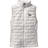 Patagonia Nano Puff Vest - Womens Feather Grey Xl