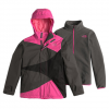 The North Face Mountain View Triclimate Jacket - Girls Ice Green