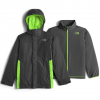 The North Face Vortex Triclimate Jacket - Boy's Graphite Grey Heather
