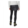 Skhoop Mini Down Skirt Black Lg