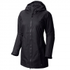 Mountain Hardwear Finder Parka - Women's Black/graphite Lg