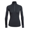 Icebreaker BodyfitZONE Winter Zone Long Sleeve Half Zip - Women's