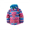 Obermeyer Ashlyn Jacket - Kid's Scribble Stripe 6