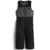 The North Face Toddler Insulated Bib Tnf Black 3t