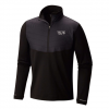 Mountain Hardwear 32 Degree Insulated Half Zip Black Sm