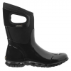 Bogs North Hampton Solid Mid Boot - Women's Black 8