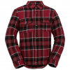 Volcom Bison Insulated Flannel - Kid's Blood Red Xl
