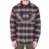 Captain Fin Simple Jacket Flannel Navy Md