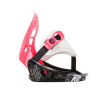 K2 Lil Kat Snowboard Bindings - Kids Black Sm