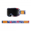 Roxy Sunset Art Series Snowboard Goggles Paradise Pink Ea