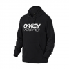 Oakley Pilot Durable Water Repellent Hoodie Jet Black Md