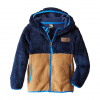 The North Face Toddler Sherparazo Hoodie - Boy's Cosmic Blue 5t