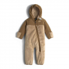 The North Face Infant Chimborazo One Piece Pale Khaki 18-24m
