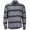 Marmot Enfield Flannel LS Steel Heather Md
