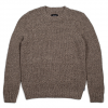 Brixton Neptune Sweater Shale Brown Xl