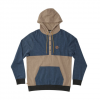 HippyTree Grove Hoody Heather Navy Sm
