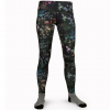 Volcom Arctic Pant - Women's Black Floral Print Md