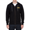 Volcom Shop Zip Hoodie Black Md