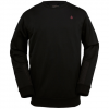 Volcom Kabigtime Fleece - Mens Black Lg