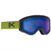 Anon Tracker Snow Goggles - Kid's Black/amber Na