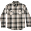 RVCA Highland Long Sleeve Shirt Mon Md