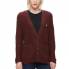 Obey Barnette Cardigan - Women's  Raisin Sm