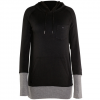 Armada Feather Pullover Hoody - Women's Black Lg