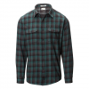 Matix Woodberry Flannel Shirt Blue Lg