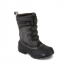 The North Face Alpenglow IV Boots - Kids' Dark Shadow Grey/ion Blue