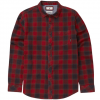 Billabong Fremont Flannel Red Md