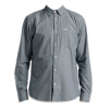 Matix Langston Long Sleeve Button Up Shirt Blue Sm